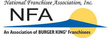 NF Association of Burger King Logo