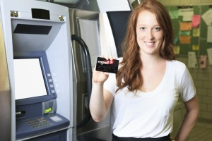 Benefits of rapid! PayCard® for College Students