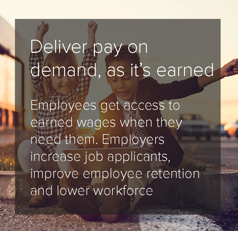 delivery pay on demand